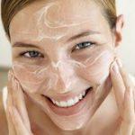 Очищение кожи по типу лица